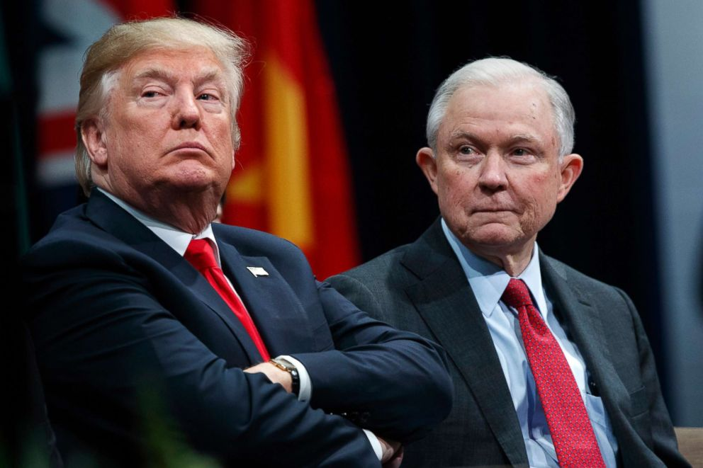trump-jeff sessions