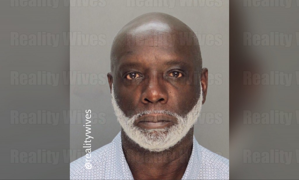 Peter Thomas-mug shot