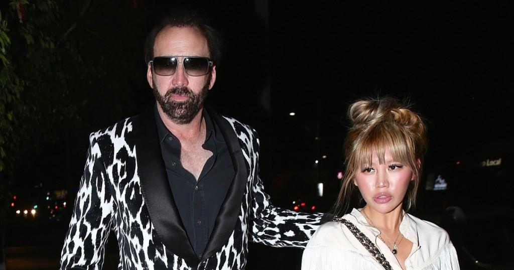 Nicolas Cage, Erika Koike