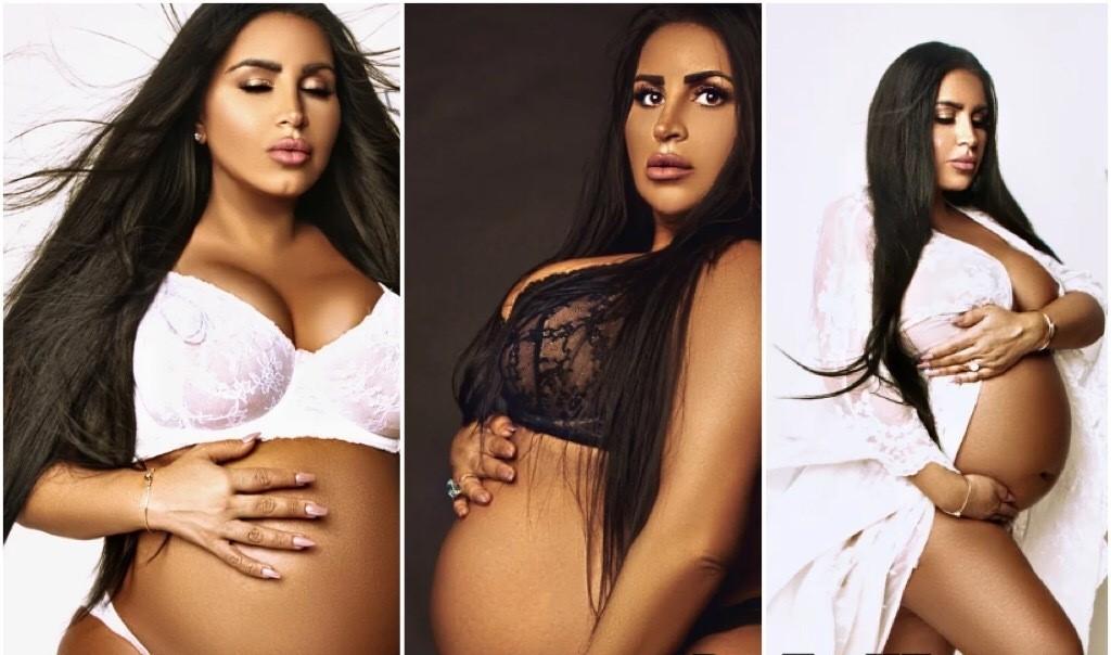Mercedes 'MJ Javid-pregnancy_RW
