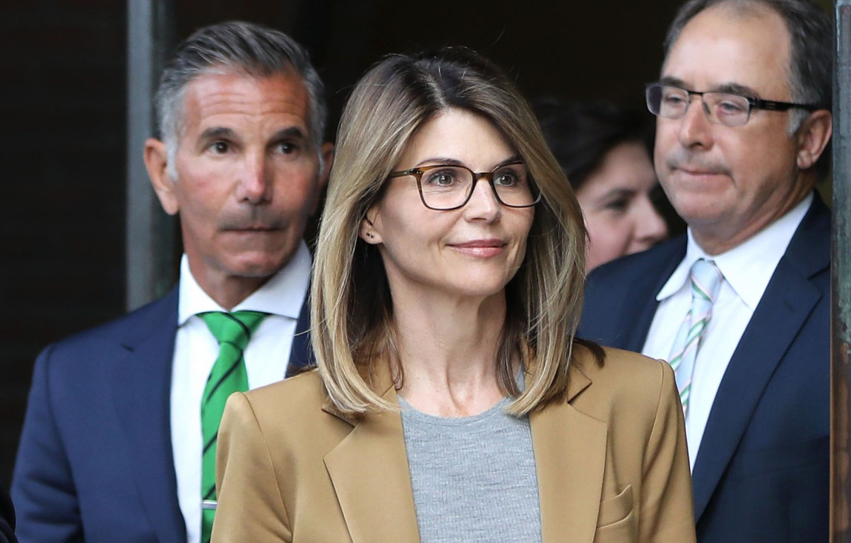 Mossimo Giannulli-Lori Loughlin