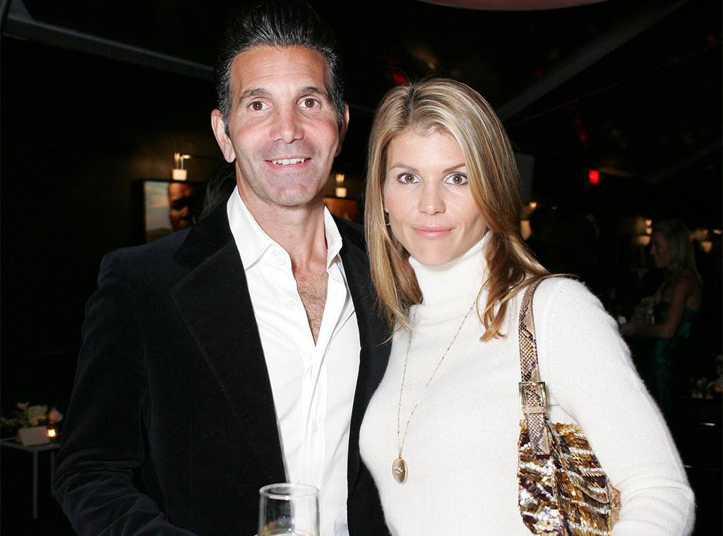 Mossimo Giannulli & his wife of 22 years Lori Loughlin