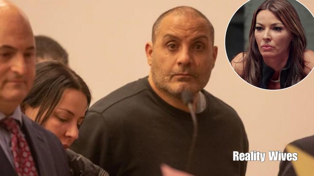 Drita & Lee D'Avanzo in court in December 2019