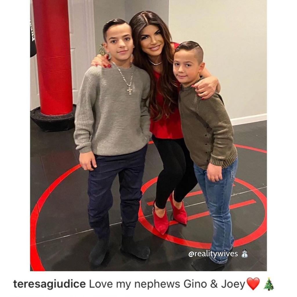 Terea giudice-nephews
