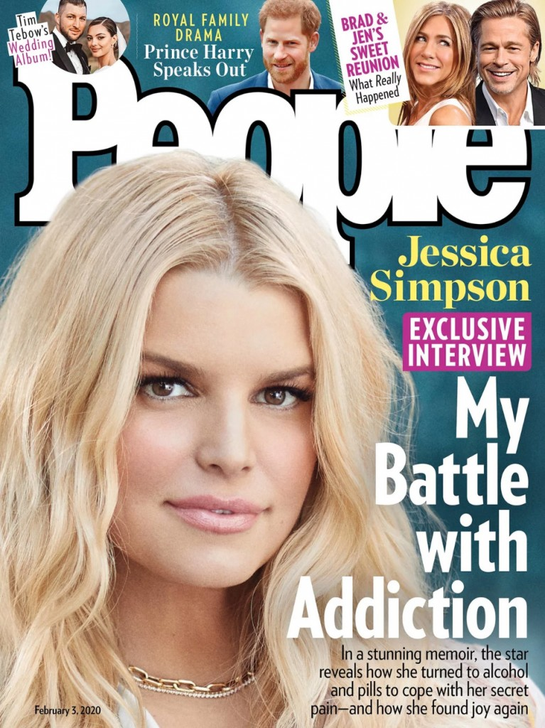 Jessica Simpson-People