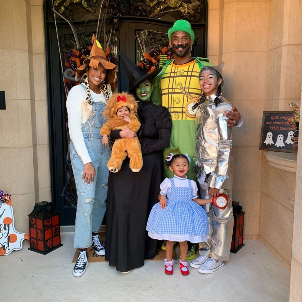 The Bryant's Halloween 2019