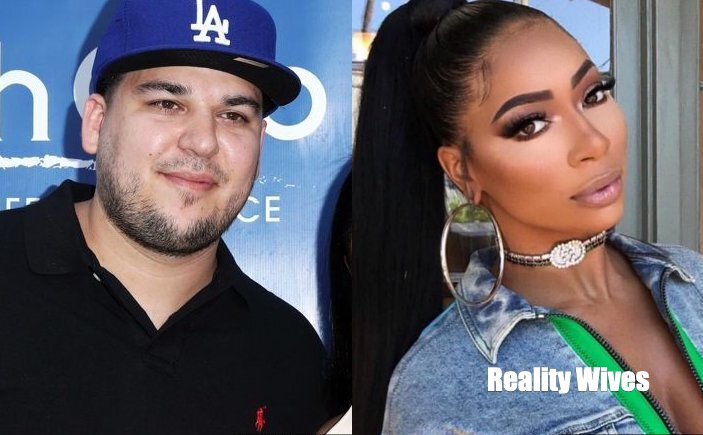 Rob Kardashian-Atasha Tommie Lee Jefferson-RW