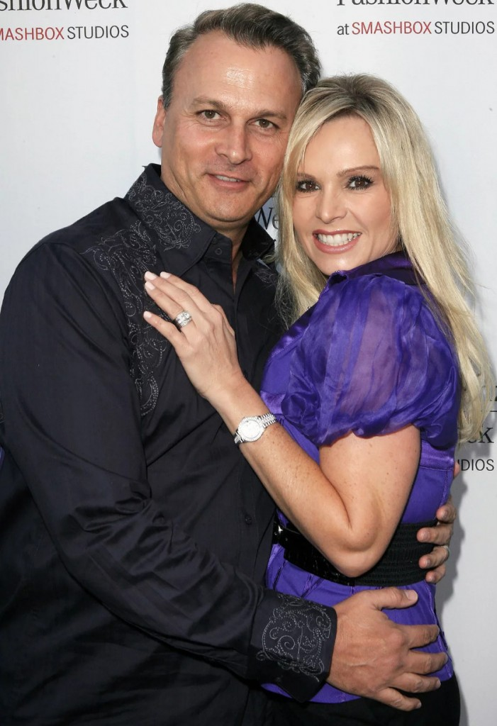 Simon & Tamra Barney in 2008