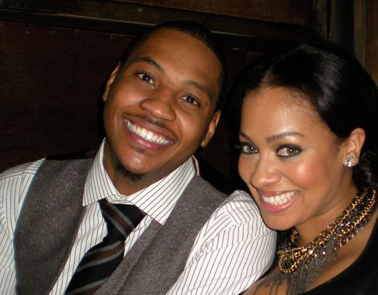 Carmelo-anthony-and-lala