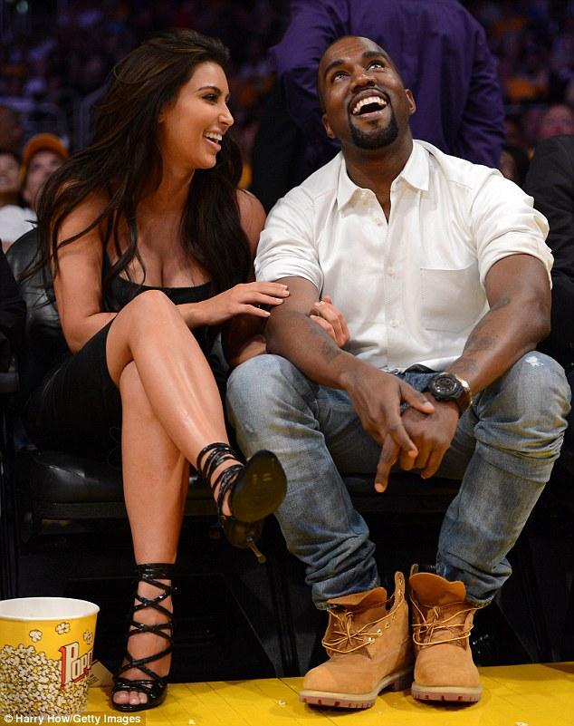 kim kardashian-kanye west pregnant1