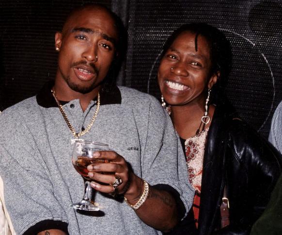Tupac Shakur-Afeni Shakur