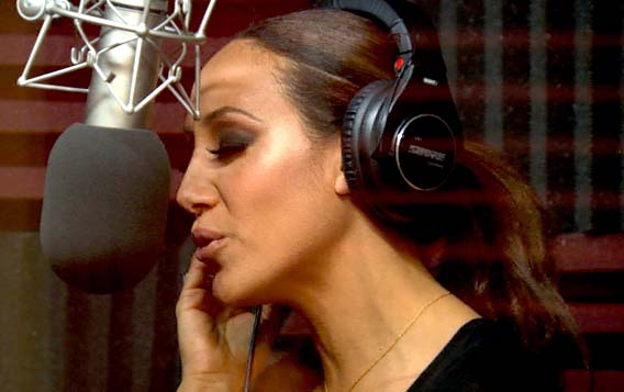 melissa gorga singing