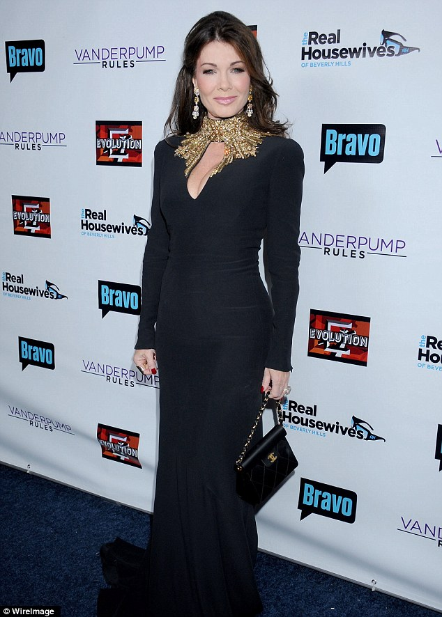 Lisa Vanderpump-RHOBH 4 Party-sm