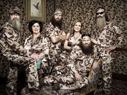duck dynasty-cast