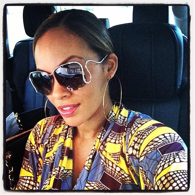 evelyn lozada-hawaii-nov-2013