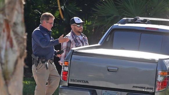 zimmerman-arrested-cops