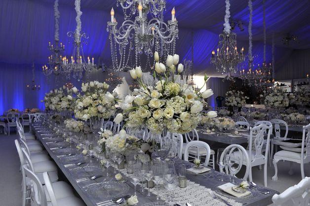 Schon wedding decorations