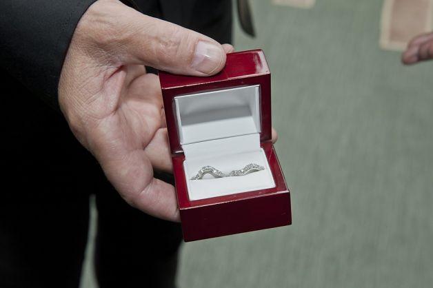 Schon wedding rings
