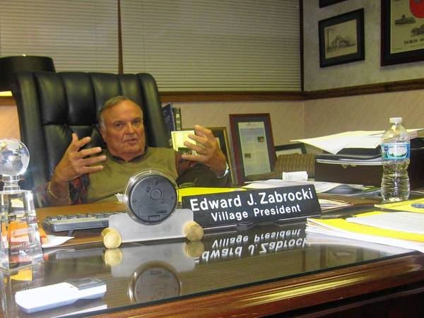 bans mayor ed zabrocki