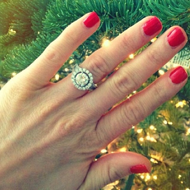 brooke brinson-engagement ring