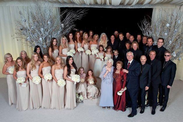 schon wedding paty