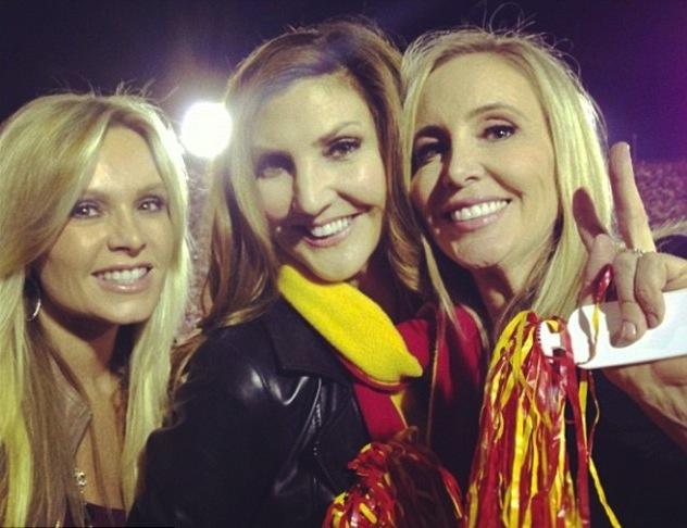 Tamra Barney, Heather McDonald & Shannon Beador