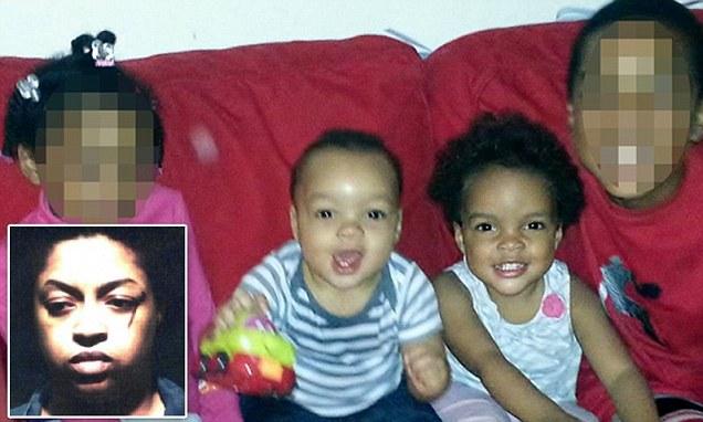 Zakieya Latrice Avery, children