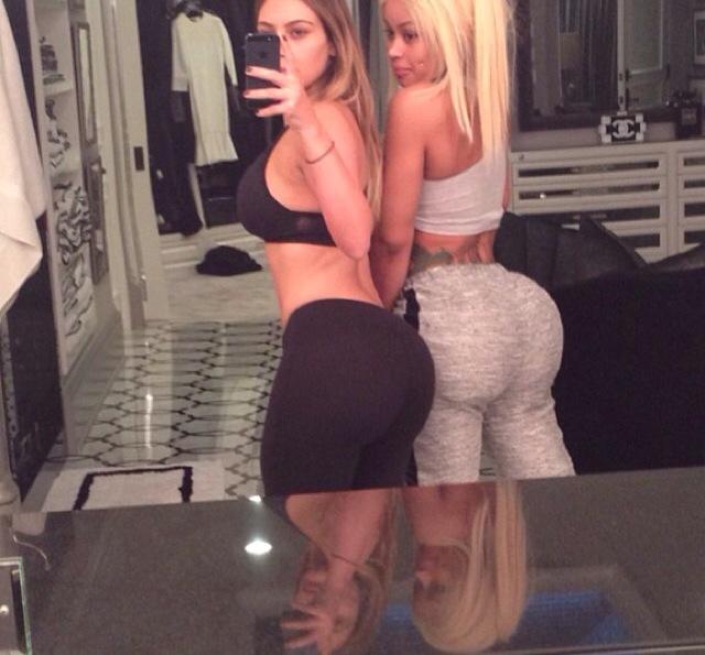 kim kardashian-blac chyna