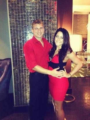 nathan griffith jenelle evans
