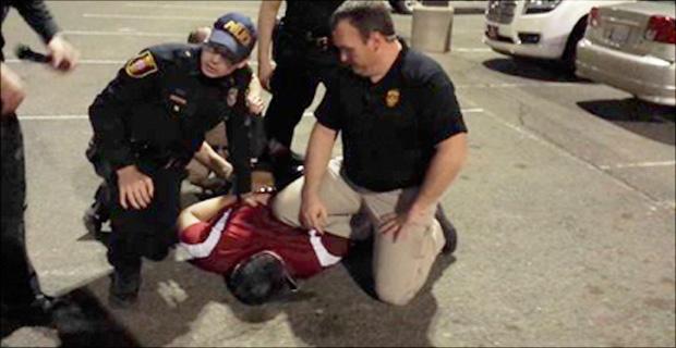 police beat luis rodriguez