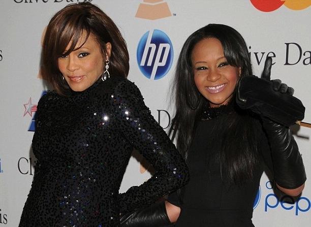Whitney Houston-Bobbi Kristina Brown-md