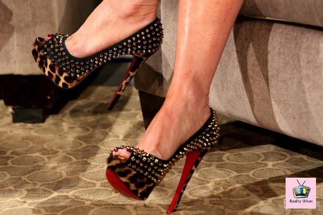 kyle richards shoes-md-rhobh 4 reunion
