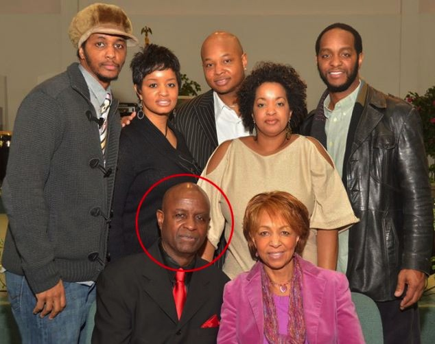 pastor davis-family