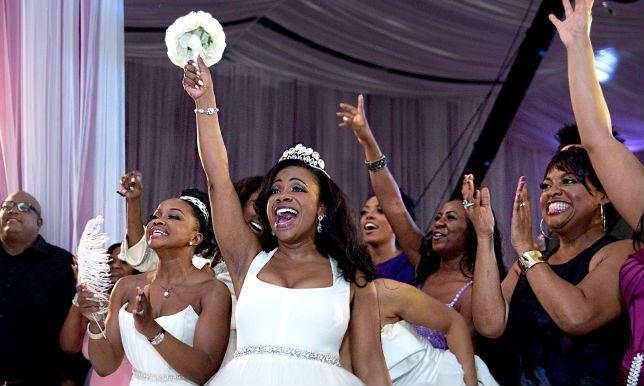 Kandi Burrus-Wedding Pictures