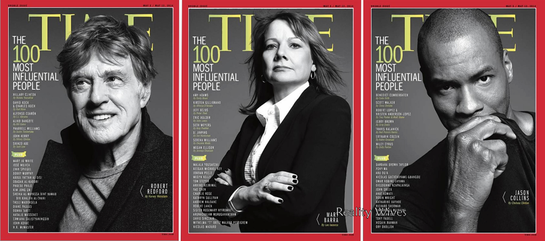 time covers-100 influential-rw