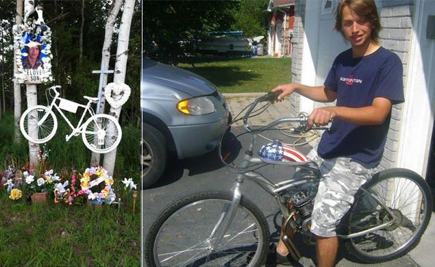 Brandon Majewski-killed