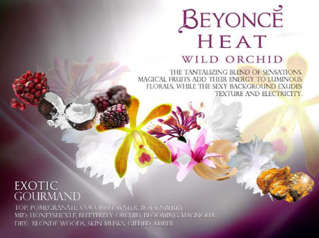 Beyonce Knowles-Wild Orchid-promo