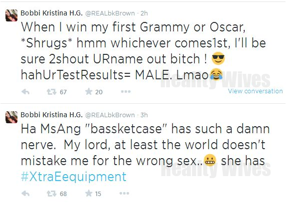 Bobbi Kristina-tweets