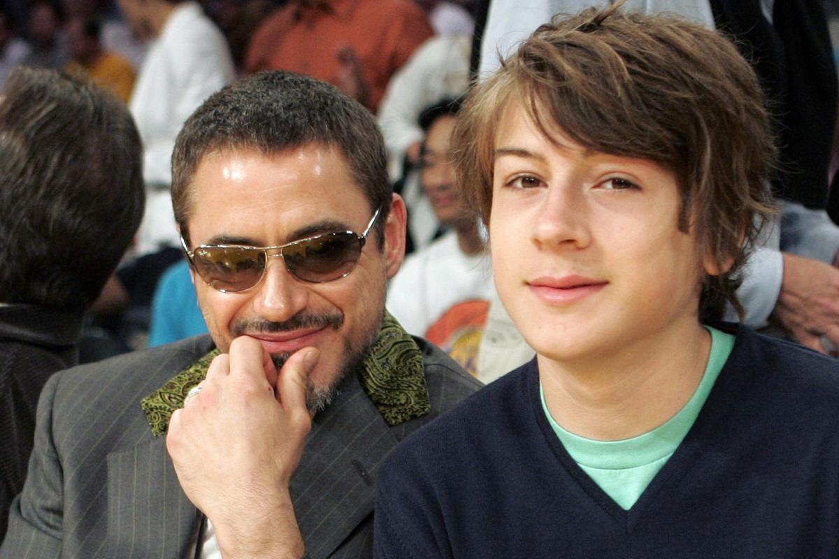 Robert Downey Jr-Indio Downey