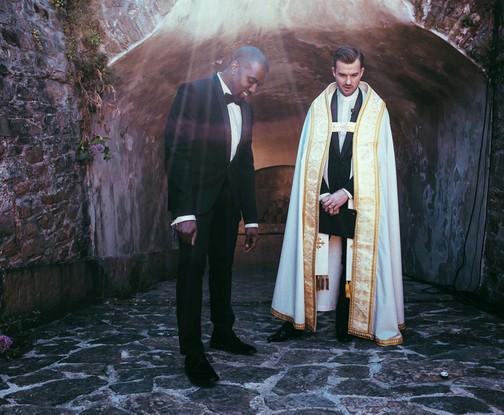 kanye west priest