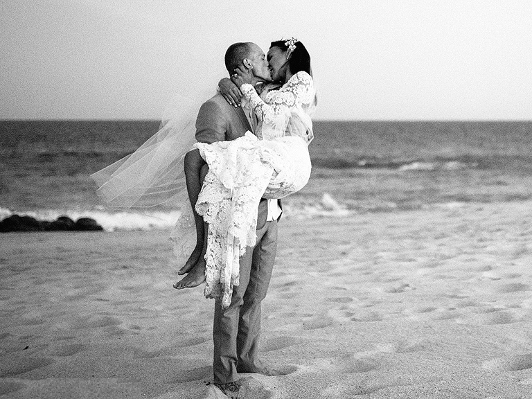 Naya Rivera- Ryan Dorsey-married-edit