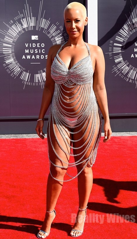 Amber Rose-front