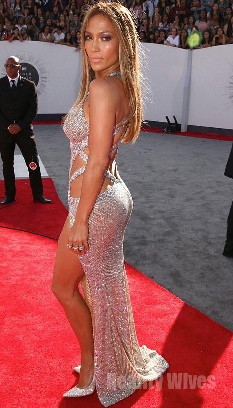 Jennifer Lopez-back