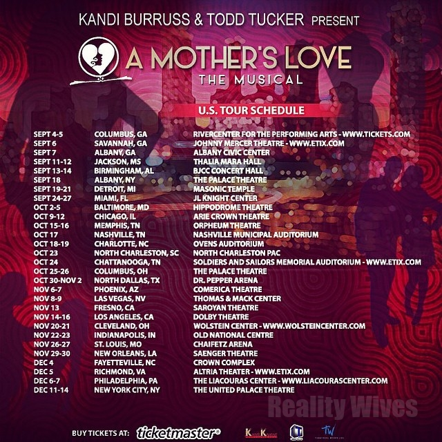 A Mothers Love Tour