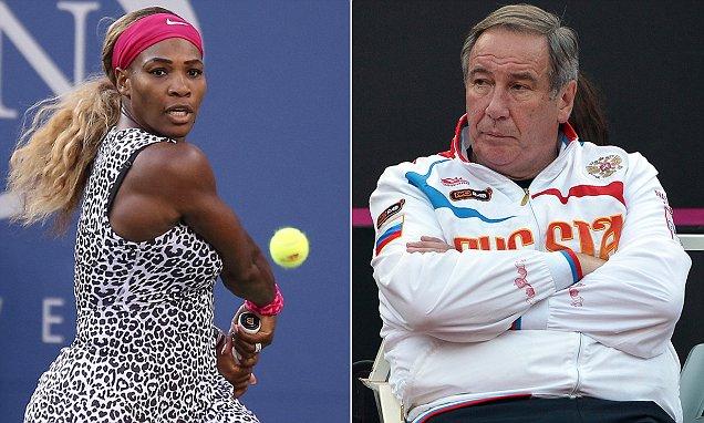 Shamil Tarpischev Serena Williams