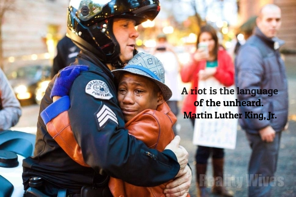 Police Sgt. Bret Barnum-Devonte Hart-Portland-OR