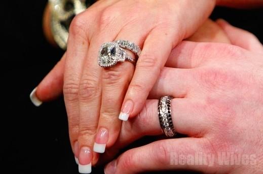 kim biermann wedding ring cost mini bridal With kroy biermann wedding ring