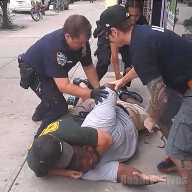 Eric Garner-killed