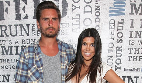 scott disick kourtney k