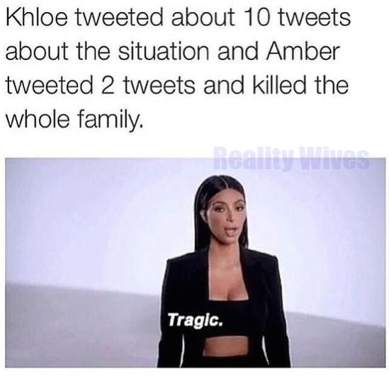 Amber Rose-Kim Kardashian-meme